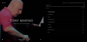 Composer Tony Marino