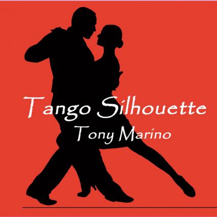Tango Silhouette by Tony Marino