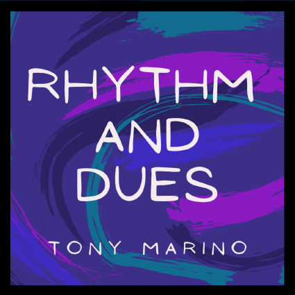 Rhythm and Dues cd cover